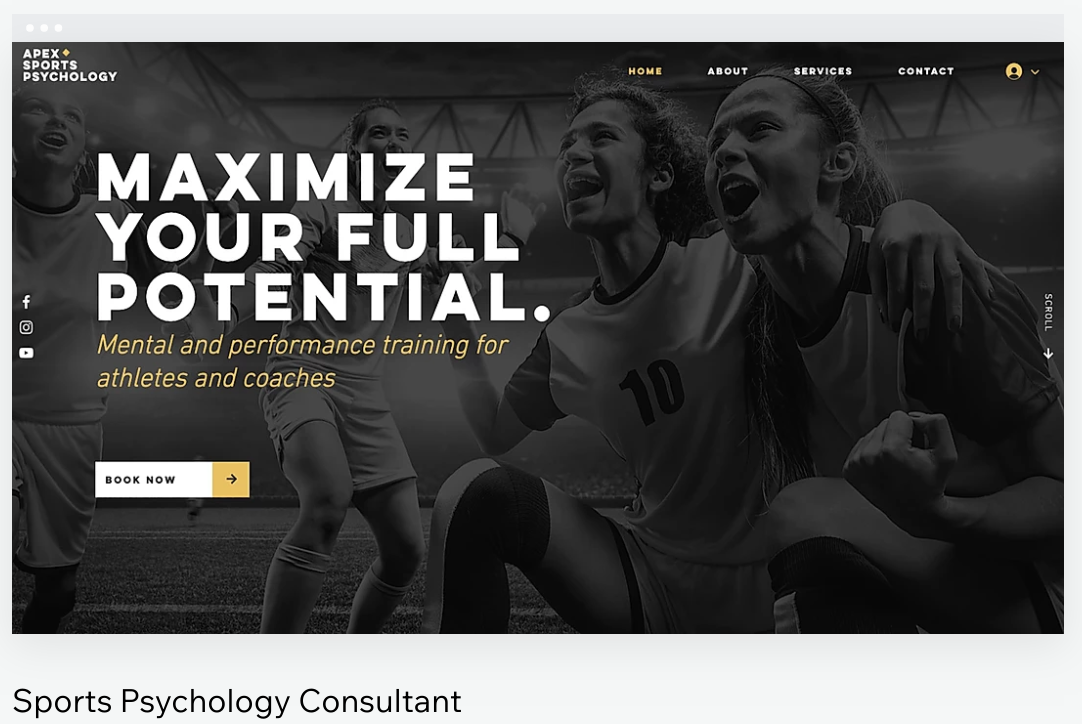 Sports Psycology Coach