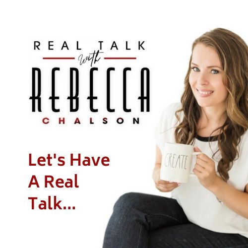 Guest On Real Talk With Rebecca Podcast