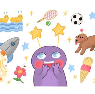 childrens book illustrator work 2