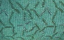 Авт. ткань - Индустрия (зеленый)