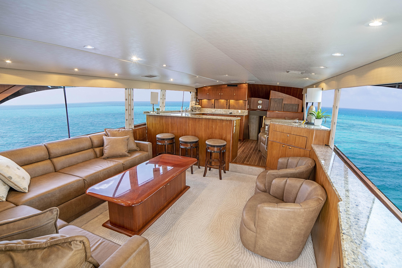 Ocean Oasis living room