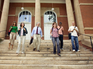 What Colleges Look for in High School Students