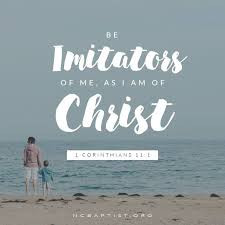 Do You Imitate Christ?