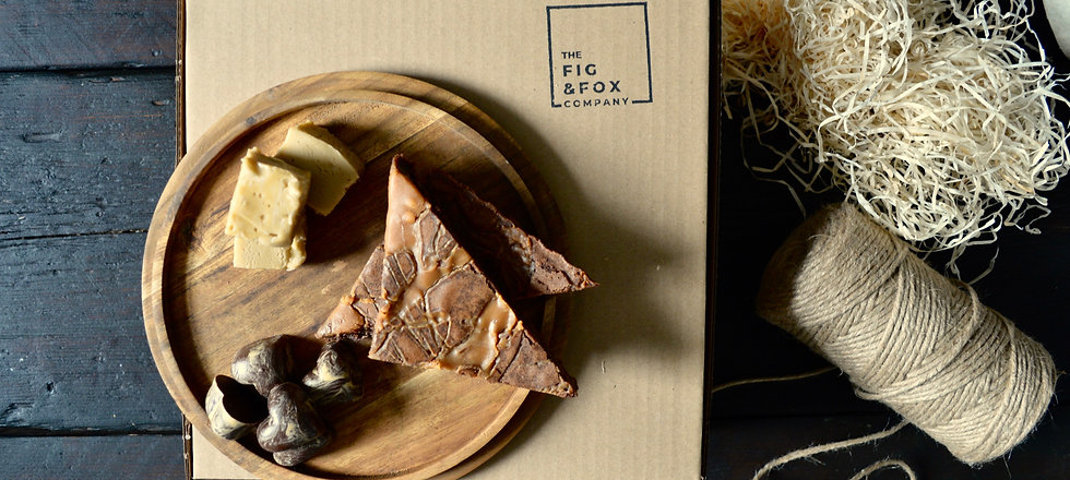 The Fig & Fox Company - discover local b