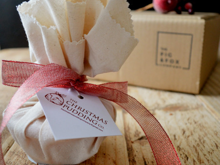 Introducing: The Christmas Pudding Company, Corby
