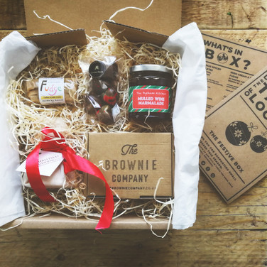 The Festive Box - The Fig & Fox Company