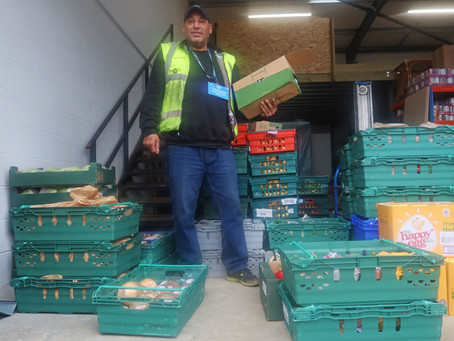 Food For Nought: Tackling Local Food Poverty