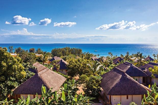 Zanzibar resort hotel Jestico + Whiles