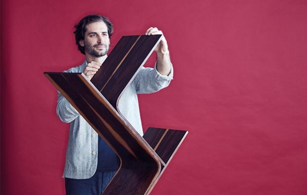 Designer maker Matteo Fogale Aram galler