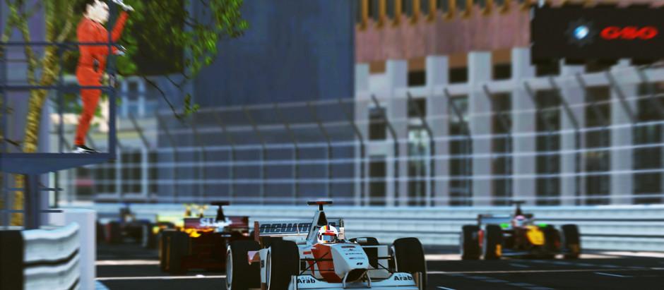 VFC-2021: Rennbericht Monaco GP - Wollborn holt die Krone! - Schmidt baut WM-Führung aus