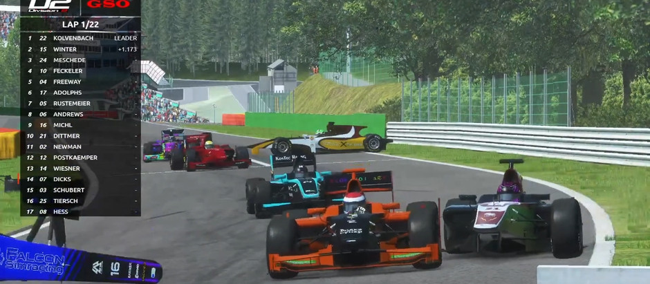 Division 2 - Payback beim Italien GP?