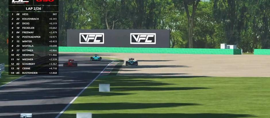 Überraschung nach D2-Rennen in Monza - Winter 2022 bei Scuderia Cesario!