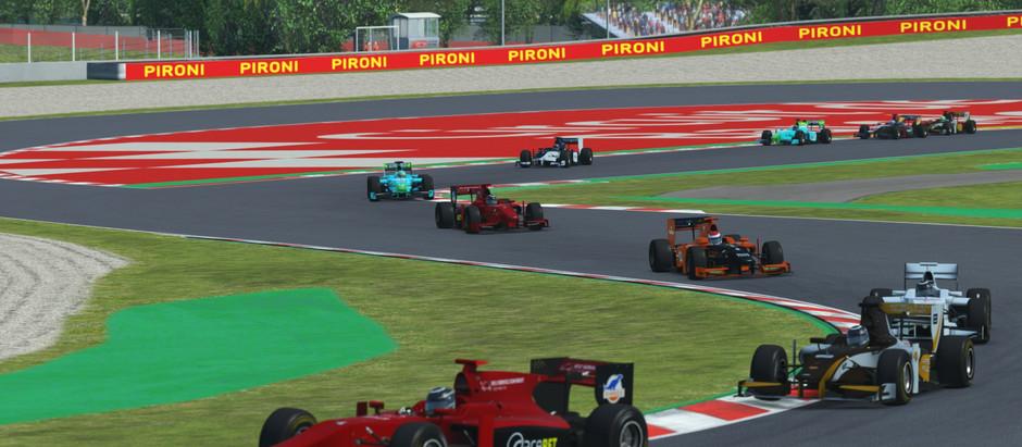 Division 2 - Vorbericht: Rookiefest zum Belgien GP
