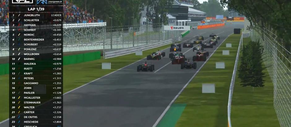 VFC-2021: Stimmen zum Italien GP
