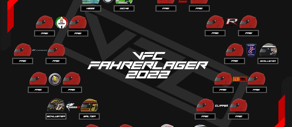 VFC-Fahrerkarussell 2022 - Erste Positionen sind gesetzt - Julian Kopp veröffentlicht Expertise
