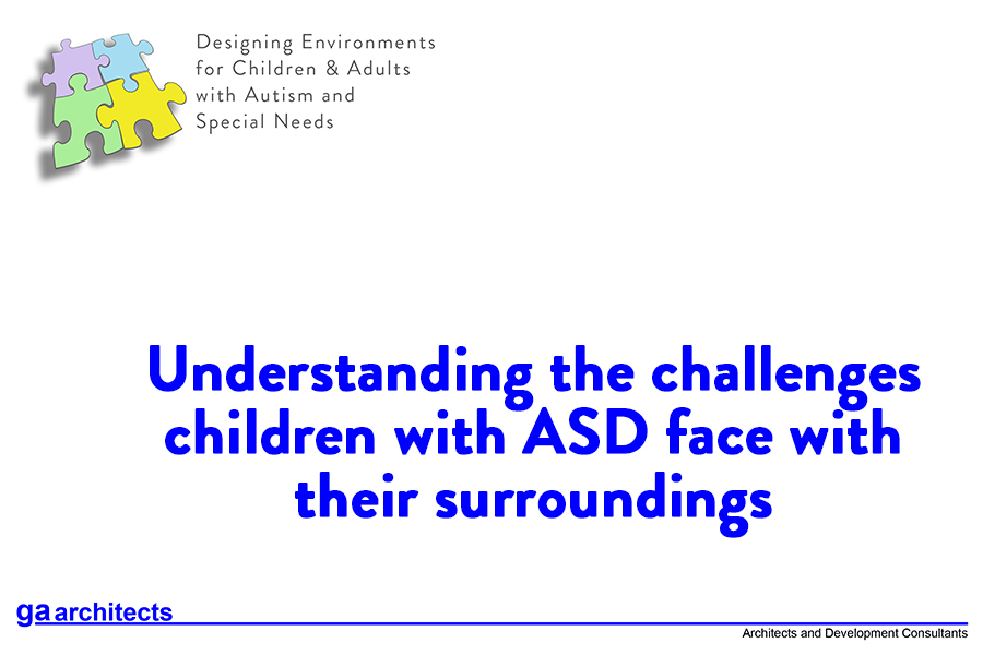 Understanding children with ASD