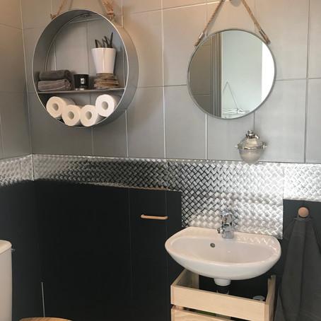 """Des toilettes """"vintage chic"""""""