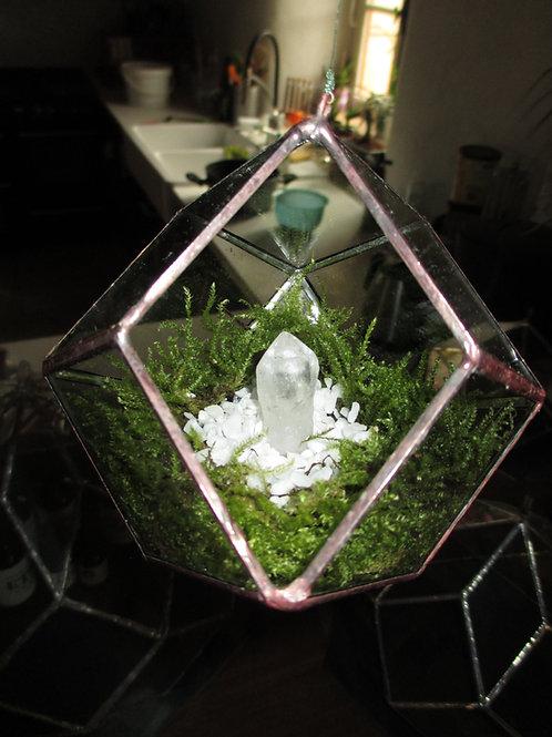 Dodécaèdre rhombique à suspendre