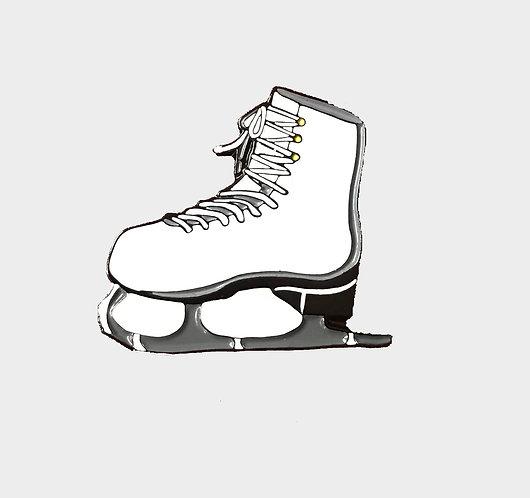 Skate Pin