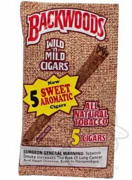 Backwoods Sweet 5pk