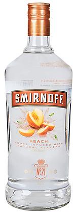 SMIRNOFF® Peach VODKA 1.75 Liter Bottle