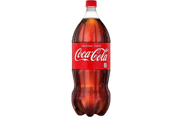 Coca-Cola - 2 Liter Bottle
