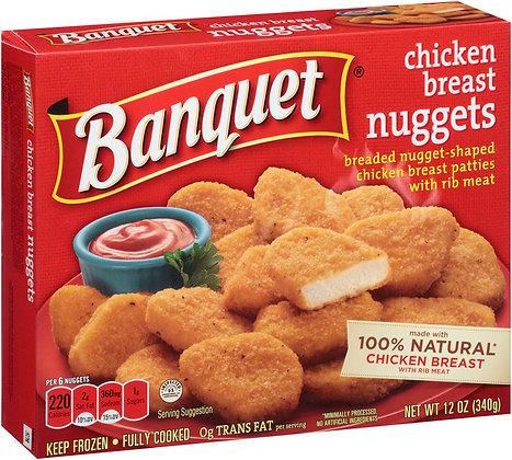 Banquet® Chicken Breast Nuggets 12 oz.