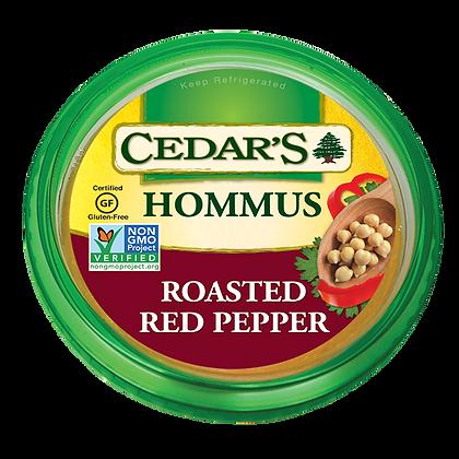 Cedar's Hommus Roasted Peppers