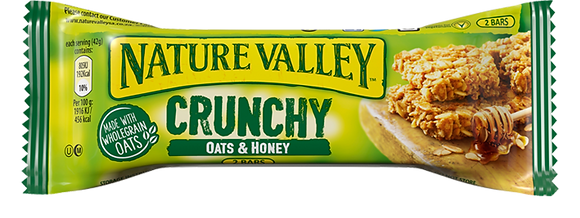 Nature Valley® Crunchy Oats 'N Honey Granola Bars