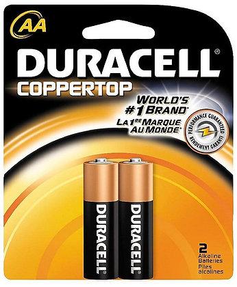 Duracell AA 2pk