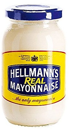 Hellmann's Real Mayonnaise - 8 oz