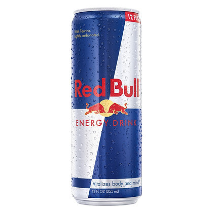 Red Bull® Energy Drink - Energy Drink - 12 fl oz Can