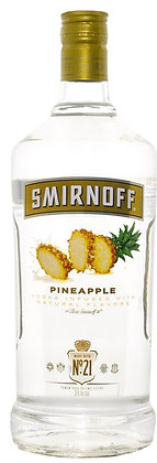 SMIRNOFF® Pineapple VODKA 1.75 Liter Bottle