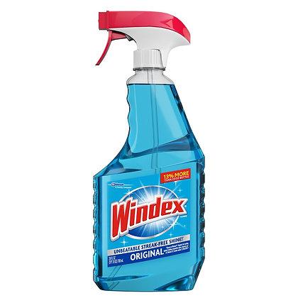 Windex Original Blue MultiSurface Cleaner - 26oz