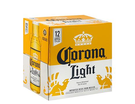 Corona Light® Beer - 12pk / 12oz Bottles