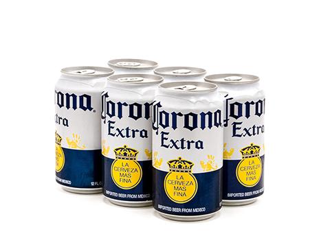 Corona Extra® Beer - 6pk / 12oz Cans