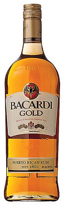 BACARDÍ® Gold 1Liter