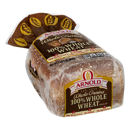 Arnold® 100% Whole Grain Wheat