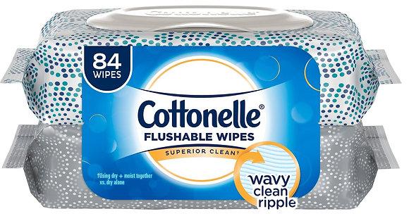 Cottonelle Fresh Care Flushable Wipes