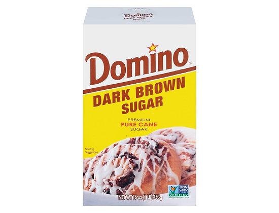 Domino®  Dark Brown Sugar - 16oz (1lb)
