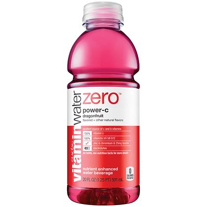 vitaminwater zero power-c dragonfruit - 20 fl oz Bottle
