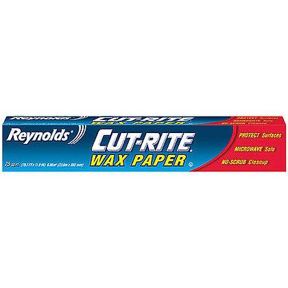 Reynolds® Cut-Rite Wax Paper