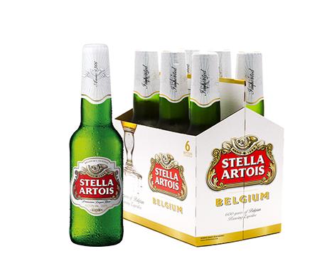 Stella Artois® Premium Lager - 6pk / 11.2oz Bottles