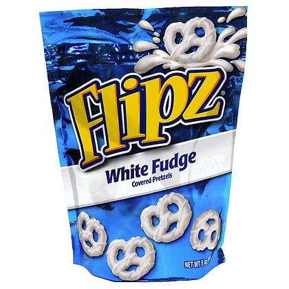 Flipz®  Milk White Chocolate Covered Pretzel - 5oz