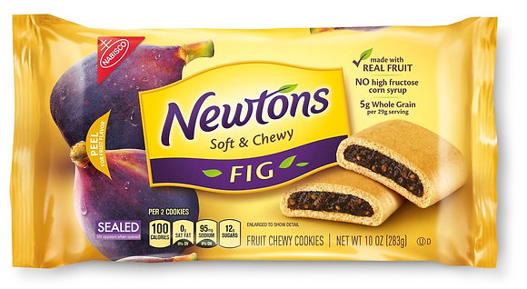 Newtons Fig Original Soft & Chewy Fruit Cookies - 10oz