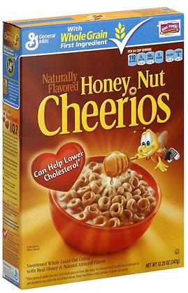 Honey Nut Cheerios Breakfast Cereal - 12oz