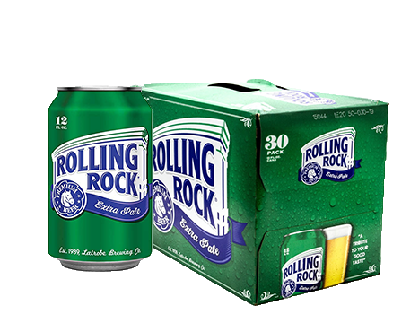 Rolling Rock® Beer 30pk / 12 fl oz Cans