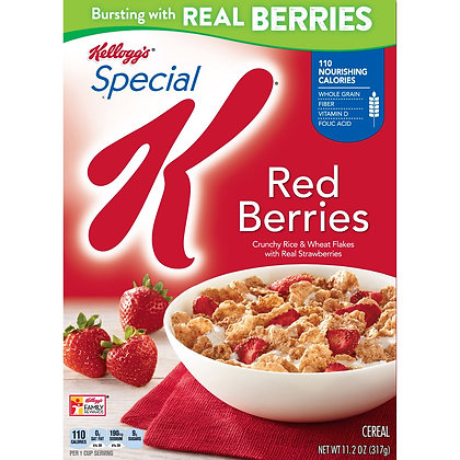 Kellogg's®  Special K Red Berries Breakfast Cereal - 11.2oz