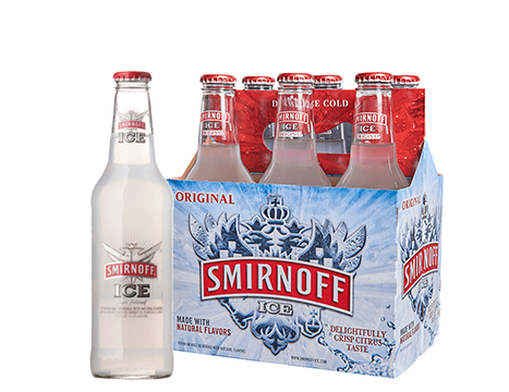 Smirnoff® Ice - 6pk / 11.2oz Bottles
