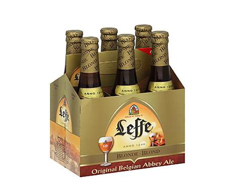 Leffe Blonde Ale 6pk 12oz Bottles
